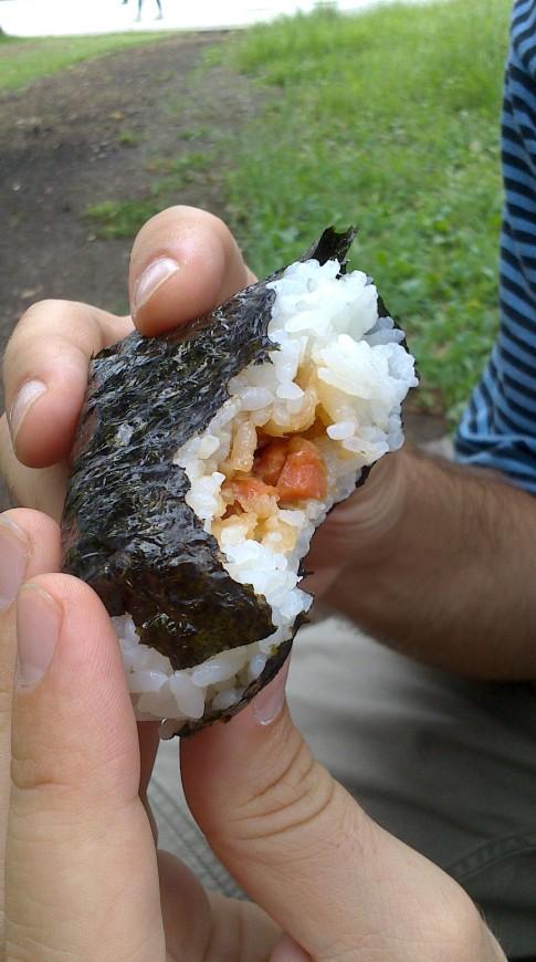 Comida de mundo: El bocadillo Japonés