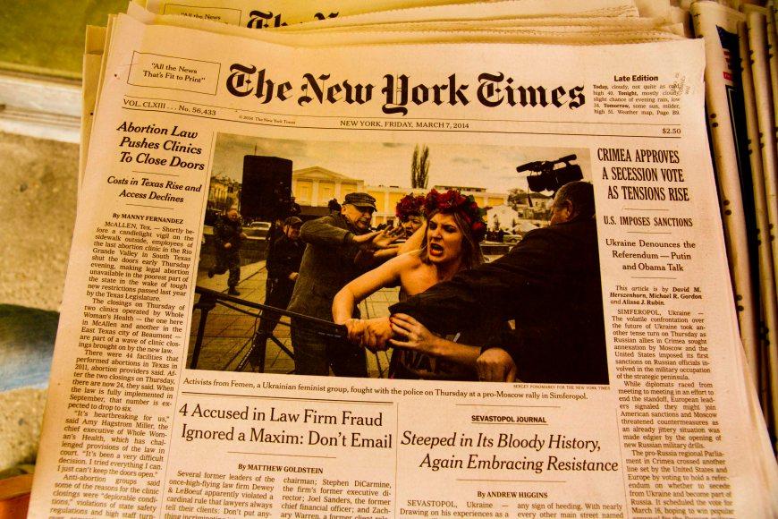 The New York Times-NY